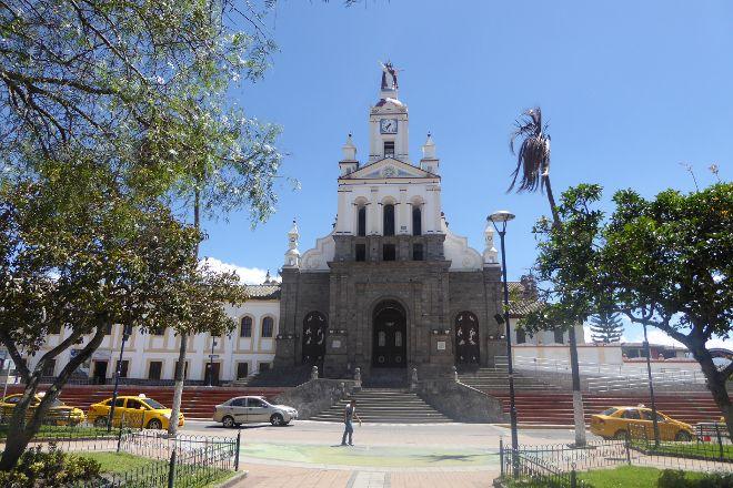 Iglesia Matriz, Cotacachi, Ecuador