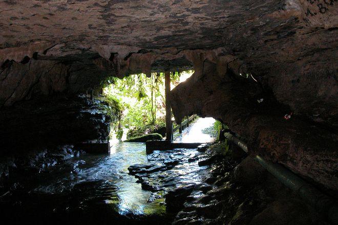 Jumandi Caves, Tena, Ecuador