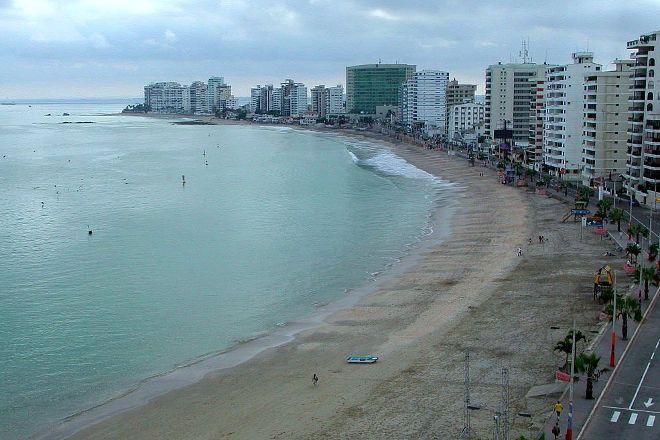 Malecón Salinas, Salinas, Ecuador