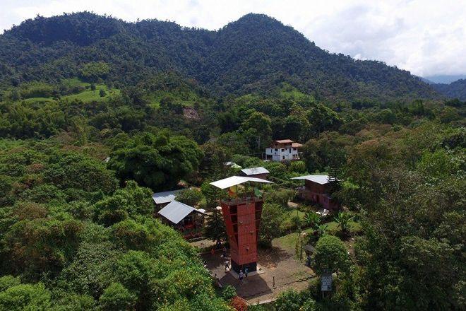 Mindo Pura Vida, Mindo, Ecuador