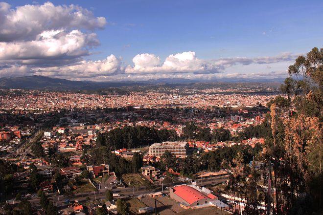 Mirador de Turi, Cuenca, Ecuador