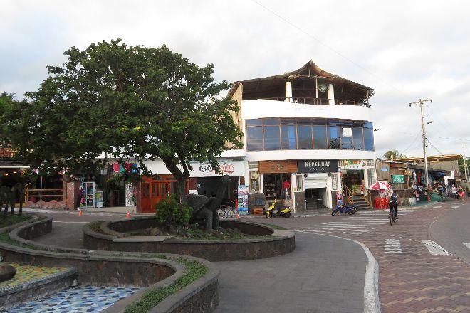 Monumento de la Tortuga, Puerto Ayora, Ecuador