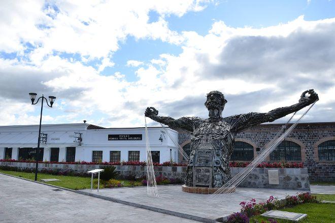 Museo Fabrica Imbabura, Atuntaqui, Ecuador