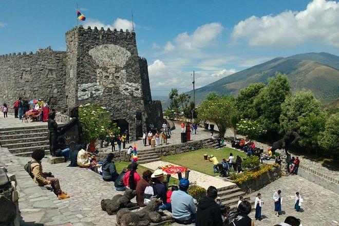 Museo Templo del Sol Pintor Ortega Maila, Quito, Ecuador