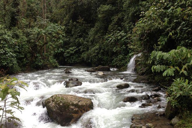 Nambilla Cascadas, Mindo, Ecuador