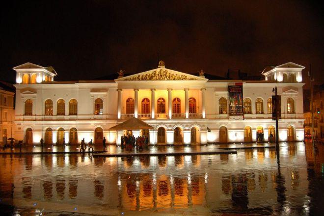 Plaza del Teatro, Quito, Ecuador