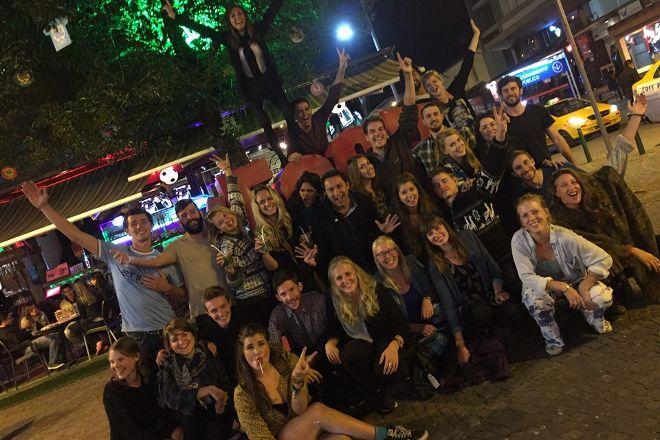 Pub Crawl Quito, Quito, Ecuador