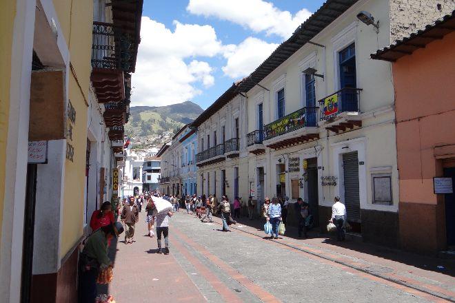 Quito Old Town, Quito, Ecuador