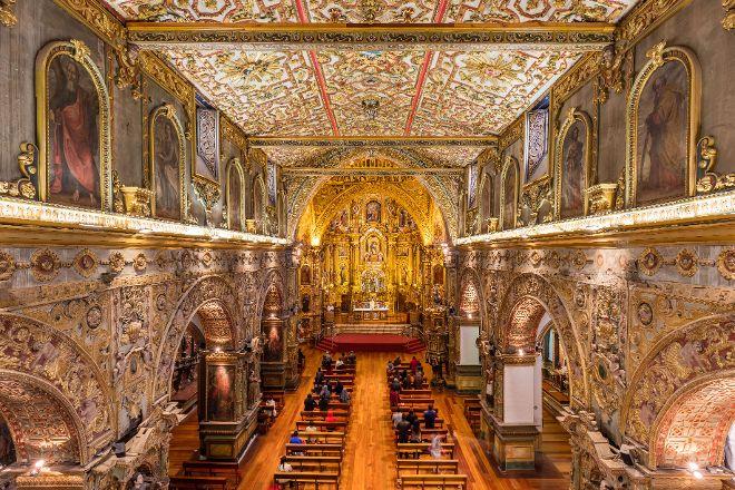 San Francisco Museum and Convent (Museo Fray Pedro Gocial), Quito, Ecuador