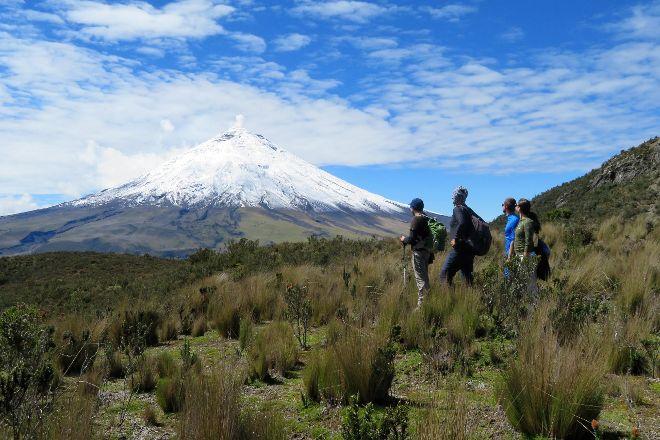 The Chaski Tracks, Quito, Ecuador