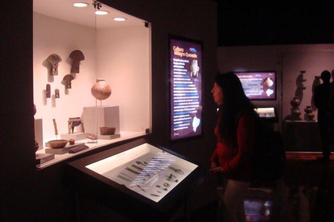 Weilbauer Museum (Museo Arqueologico Weilbauer), Quito, Ecuador