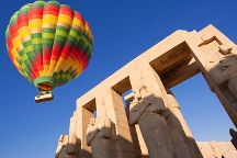 Hod Hod Soliman Hot Air Balloons, Luxor, Egypt