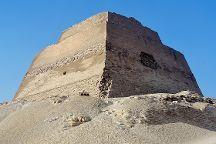 The Pyramid of Sneferu, Al Fayyum, Egypt