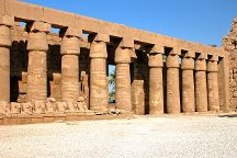Thebes, Nile River Valley, Egypt