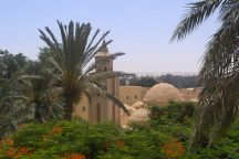Wadi Natrun, Cairo, Egypt