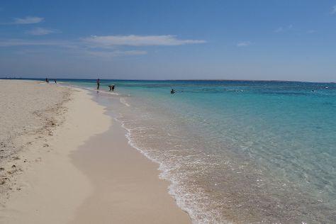 Giftun Islands, Hurghada, Egypt