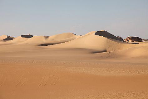 Great Sand Sea, Siwa, Egypt