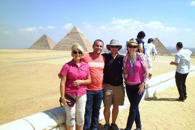 A1 Egypt Private Day Tours by Haisam, Cairo, Egypt