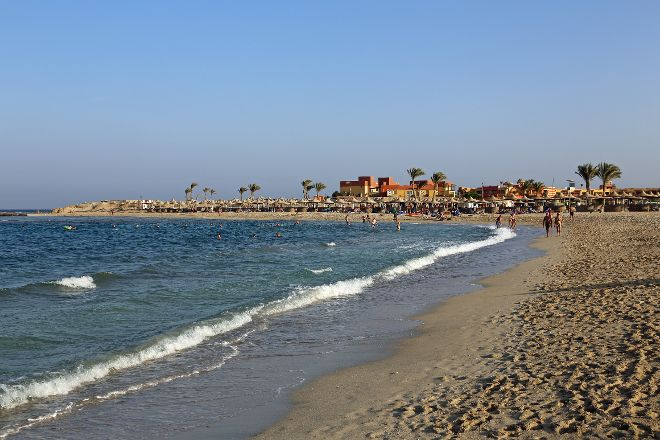 Abu Dabbab Beach, Marsa Alam, Egypt