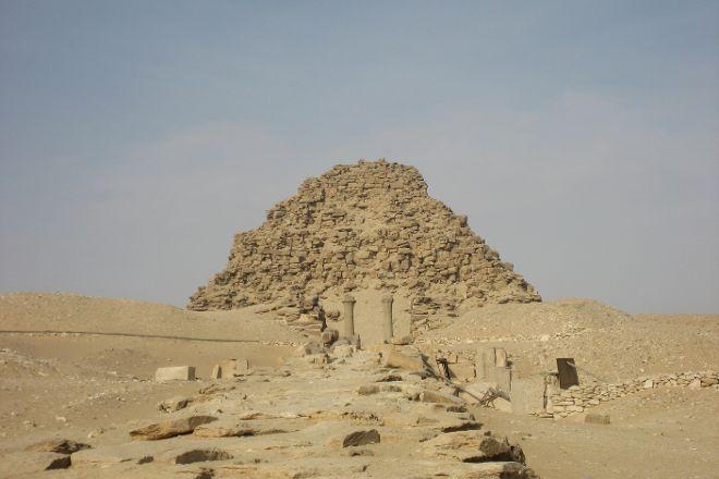 Abu Sir Pyramids, Cairo, Egypt