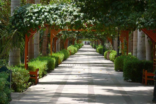 Aswan Botanical Garden, Aswan, Egypt