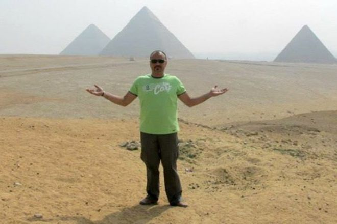 Ayman Ahmed - Tour Guide, Cairo, Egypt