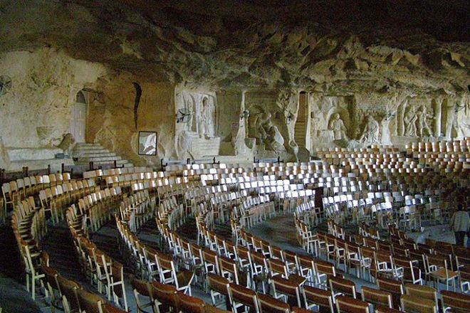 Cave Church, Cairo, Egypt