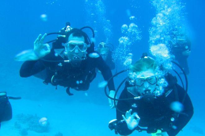 Daniela Diving Centre, Dahab, Egypt