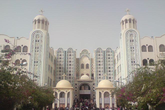 St.Mina Monastery, Alexandria, Egypt