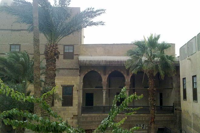 El Amir Taz Palace, Cairo, Egypt