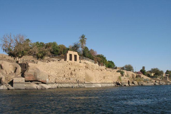 Elephantine Island, Aswan, Egypt