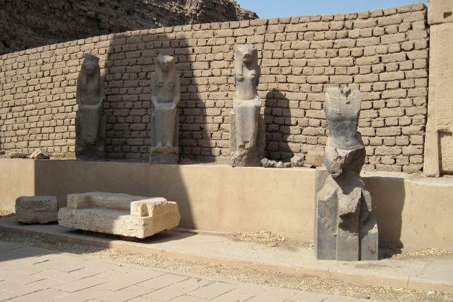 Karnak Open Air Museum, Luxor, Egypt