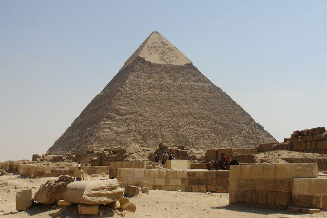 Khafre's Pyramid, Giza, Egypt