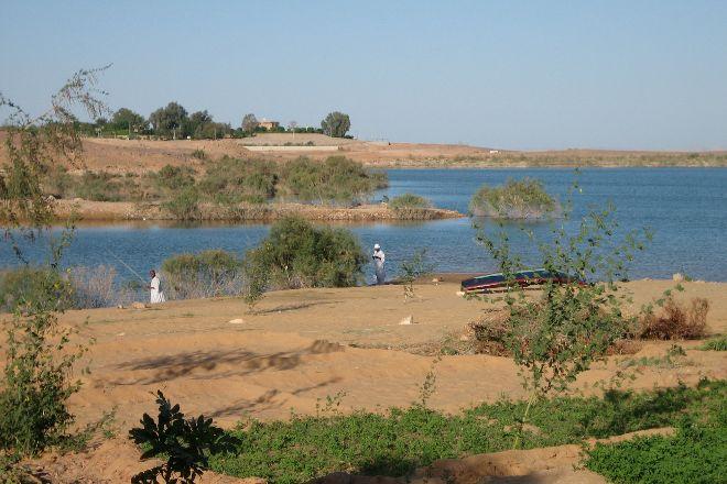 Lake Nasser, Nile River Valley, Egypt