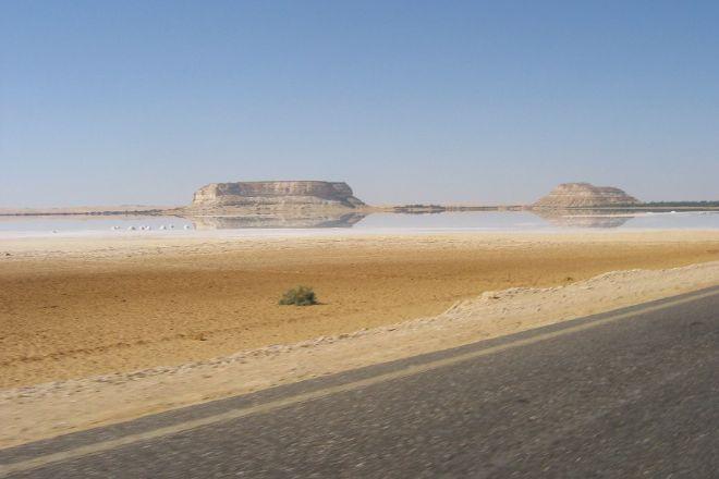 Lake Siwa, Siwa, Egypt