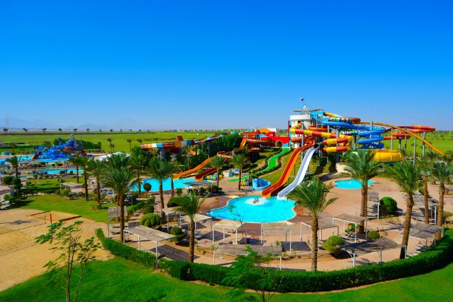 Makadi Water World, Hurghada, Egypt