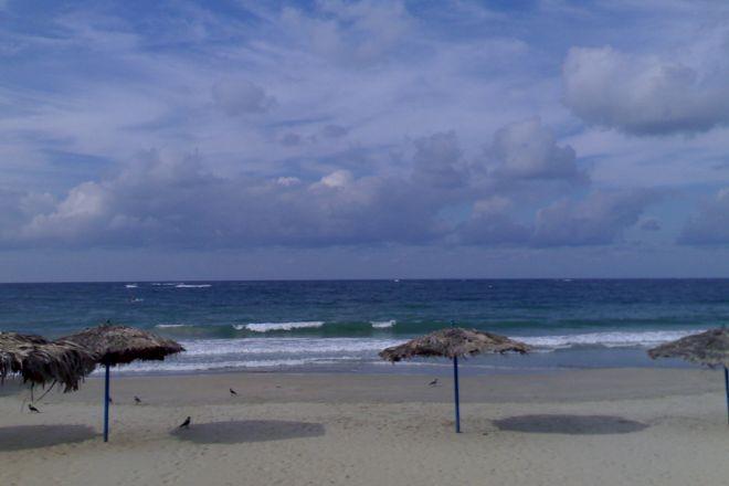 Mamoura Beach, Alexandria, Egypt