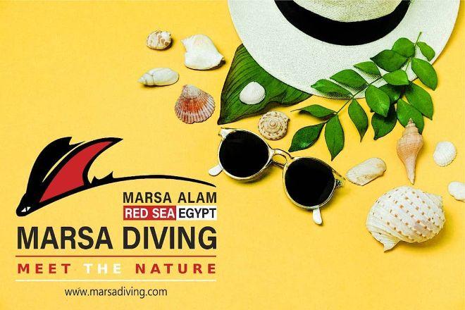 Marsa Diving Center, Marsa Alam, Egypt