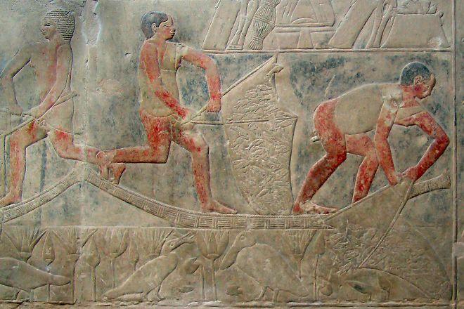 Mastaba of Mereruka, Saqqara, Egypt