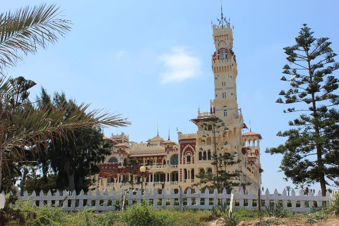 Montazah Gardens, Alexandria, Egypt