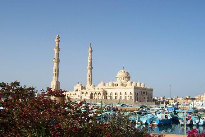 Mosque El Mina Masjid, Hurghada, Egypt