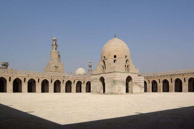 Mosque of Ibn Tulun, Cairo, Egypt