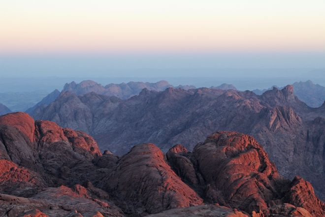 Mount Sinai, Saint Catherine, Egypt