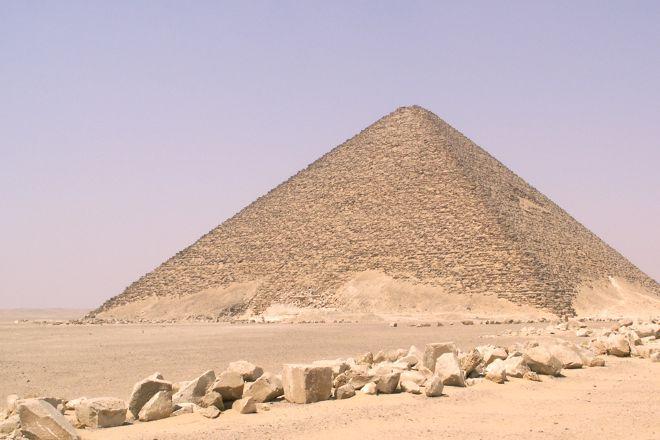 Pyramids of Dahshour, Giza, Egypt