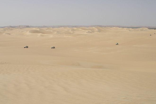 Sahara Desert, New Valley Governorate, Egypt