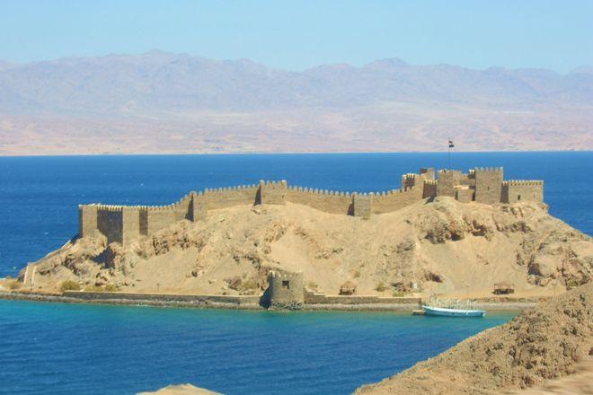 Salah El-Din Castle, Taba, Egypt