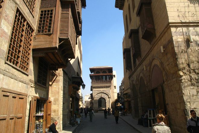 Sharia Al Mu'izz Li-Din Allah, Cairo, Egypt