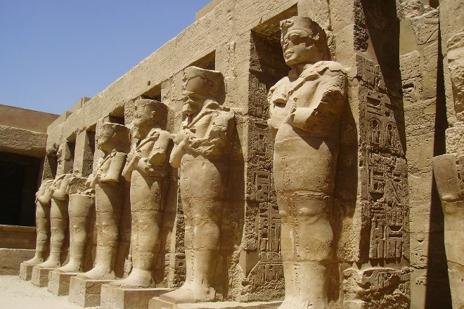 Temple of Karnak, Luxor, Egypt