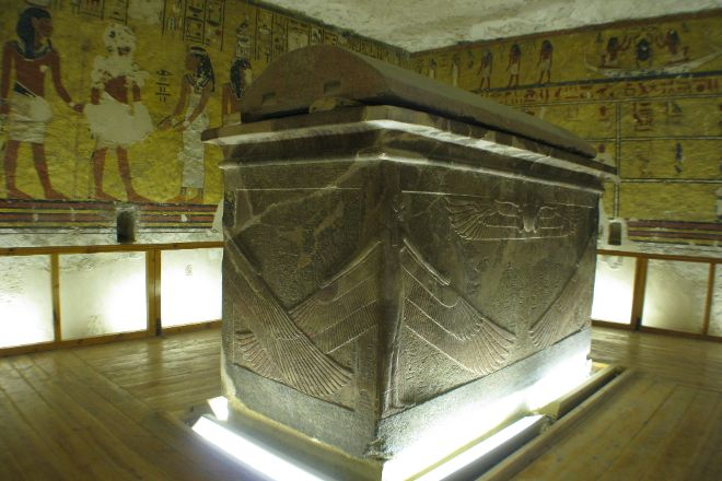 Tomb of Ay, Luxor, Egypt
