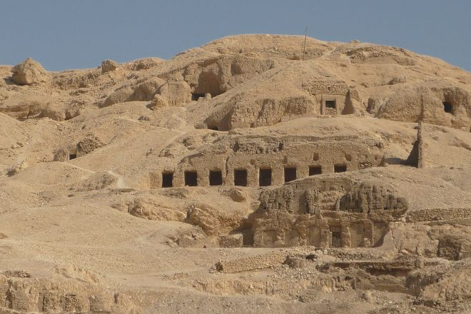 Valley of the Nobles, Luxor, Egypt